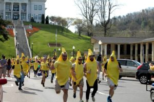 Banana Dash @ Asheville Outlets