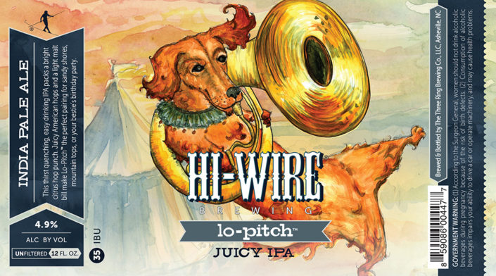 Lo-Pitch Juicy IPA