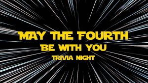 May the 4th Be With You Trivia @ Hi-Wire Brewing Big Top | Asheville | North Carolina | United States