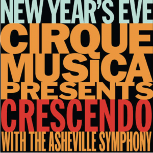 New Year's Eve Eve Party w/Asheville Symphony @ Big Top