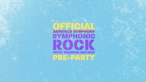"Warren Haynes & Asheville Symphony ""Official Symphonic Rock Pre-Party"" @ Big Top 